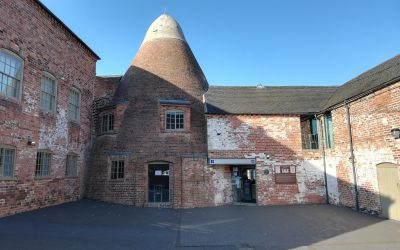 New developments to secure the future of Sharpe's Pottery Museum