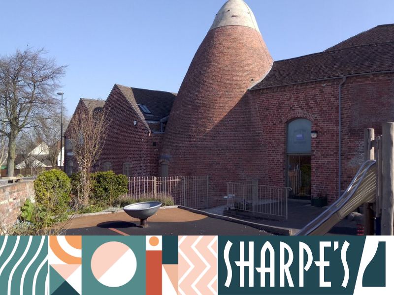 New Job opportunity at Sharpe's Pottery Museum
