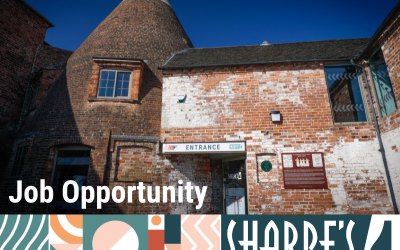 New Job Opportunity Part-time Marketing and Programme Assistant