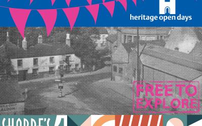 Heritage Open Days – Sharpe's 200th Birthday Celebration!