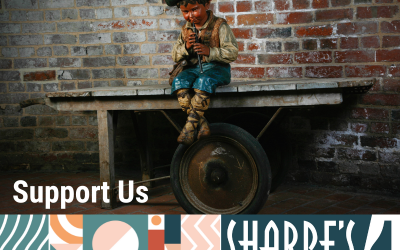 Help us bring our Heritage to life at Sharpe's Pottery Museum!